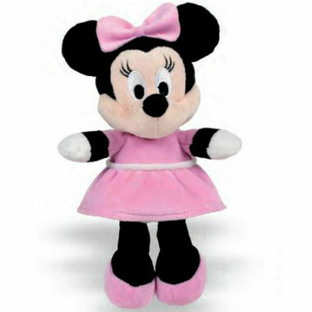 Picture of Mascota Minnie Mouse Flopsies 25 cm