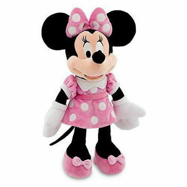 Poza cu Mascota din Plus Minnie Mouse 20 cm