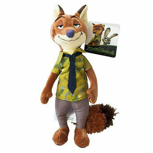 Picture of Mascota din Plus Nick Wild 17.5 cm