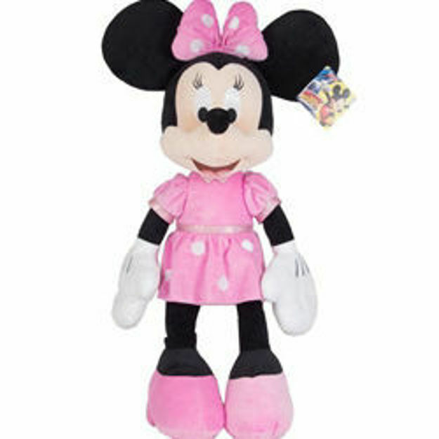 Picture of Jucarie din Plus Minnie Mouse 76 cm
