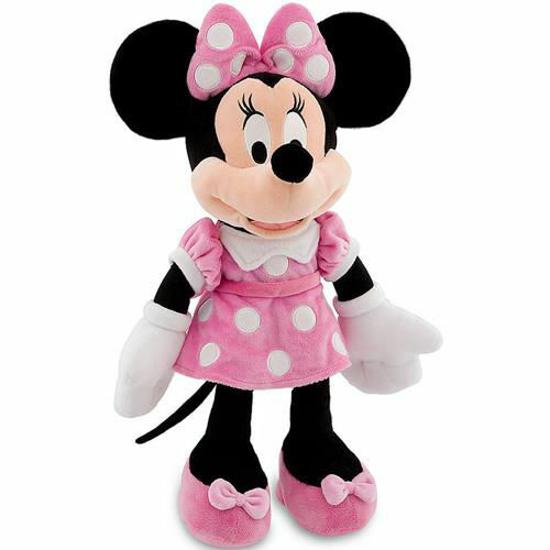 Poza cu Mascota Minnie Mouse 42 cm