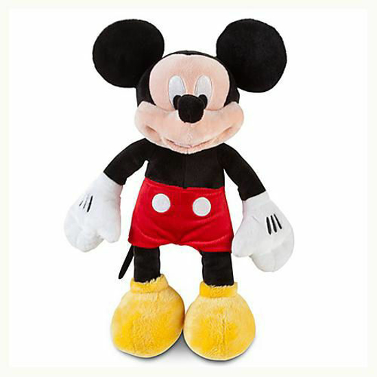 Poza cu Mascota Mickey Mouse 42.5 Cm ClubHouse