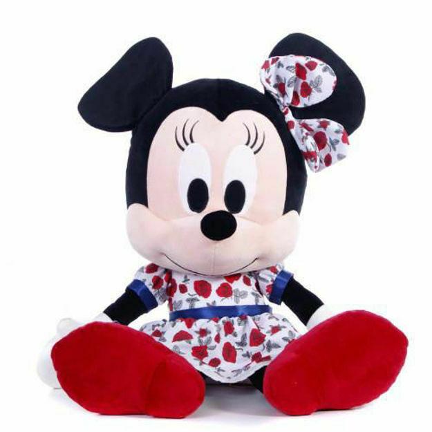 Picture of Mascota de Plus I Love Minnie Rosie 25 cm
