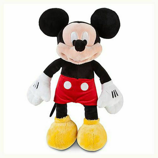 Picture of Mascota Plus Mickey Mouse 25 Cm ClubHouse