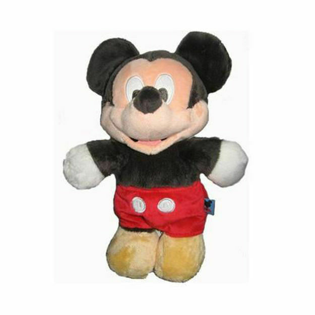 Picture of Mascota Flopsies Mickey Mouse 20 cm