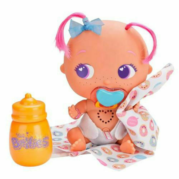 Picture of Bebe Interactiv Yumi-Yummy Bellies