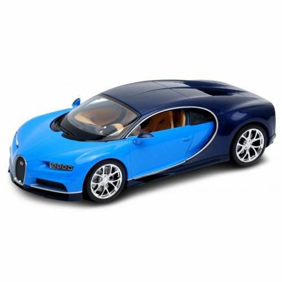 Poza cu Masinuta Bugatti Chiron, Scara 1:24