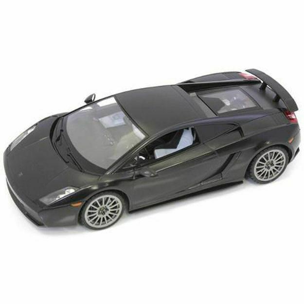 Picture of Lamborghini Gallardo Superleggera cu Telecomanda Scara 1:14 Negru