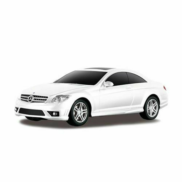 Picture of Mercedes-Benz CL63 AMG 1:24 Alb