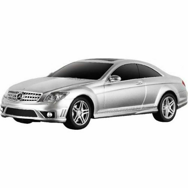 Picture of Mercedes-Benz CL63 AMG 1:24 Gri