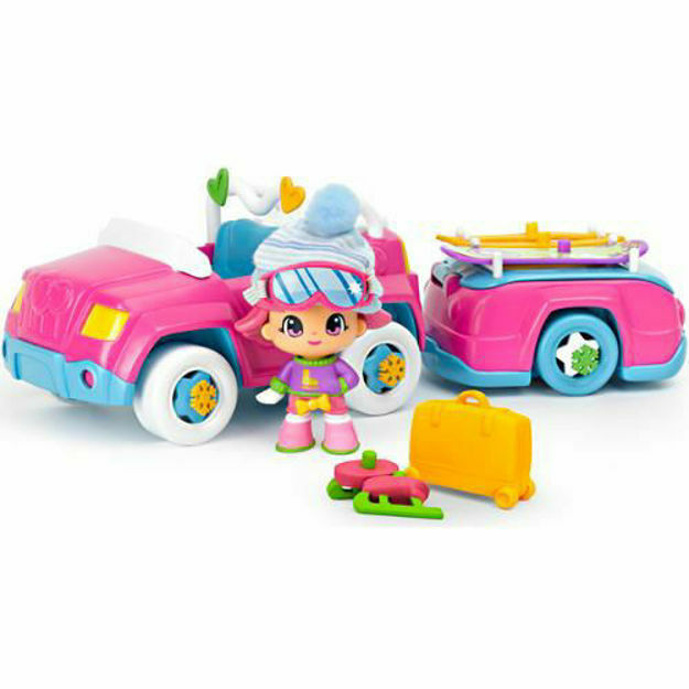 Picture of PinyPon Snow Car