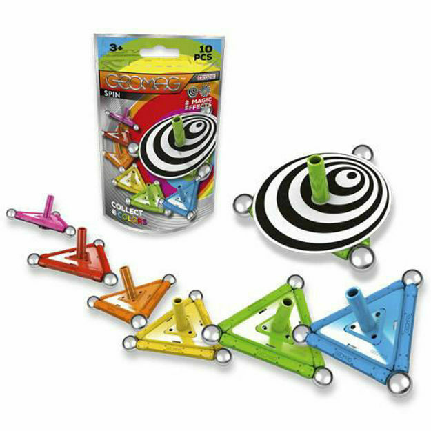 Picture of Set Constructie Magnetic Spin 10