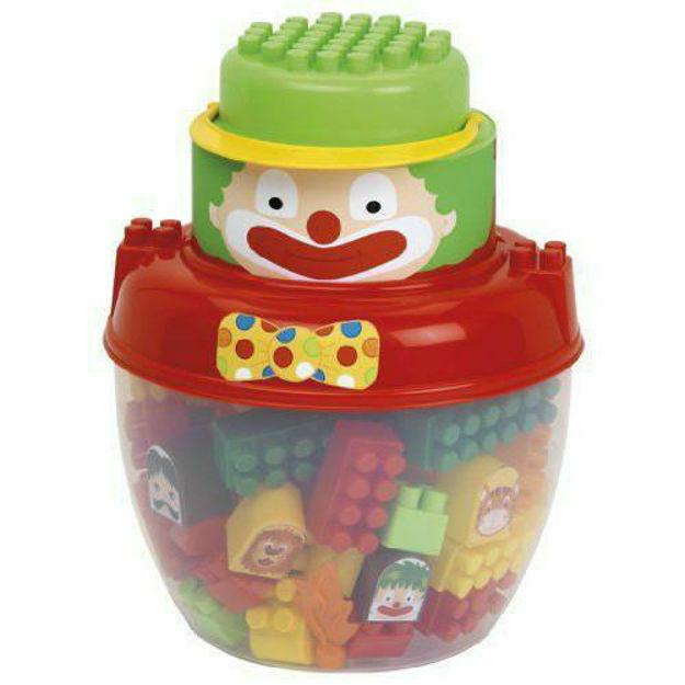 Picture of Set Cuburi Clown