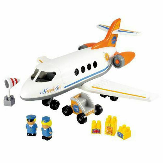 Picture of Set Constructii Avion