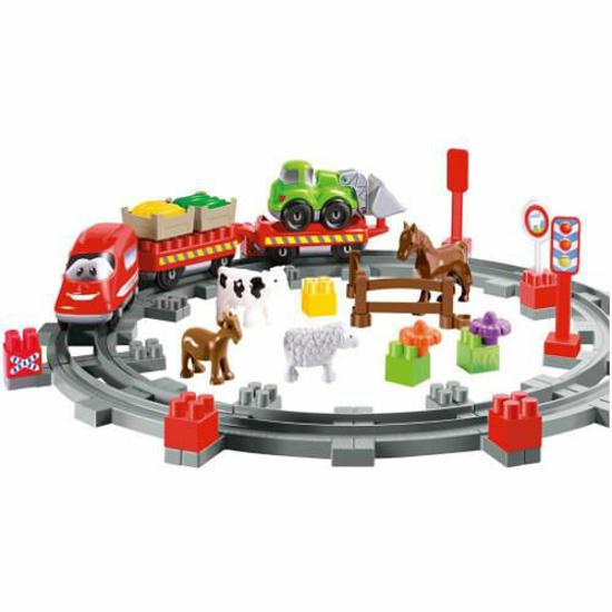 Снимка на Set Constructii Abrick Country Train