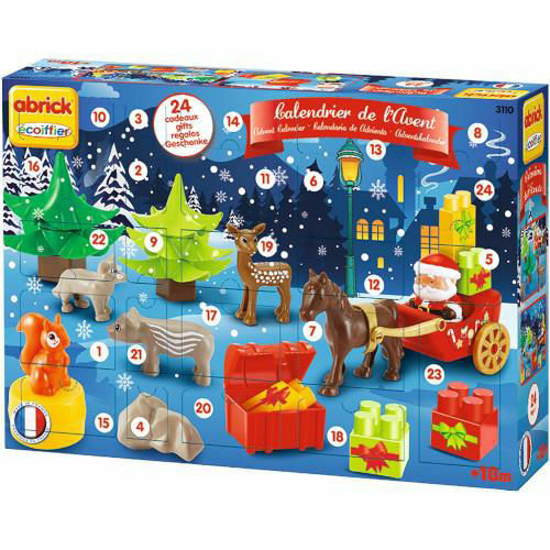 Снимка на Joc de Construit Calendar Advent cu 24 de Ferestre