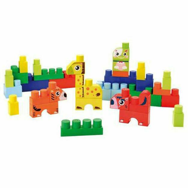 Picture of Set Constructii cu Animalute Abrick