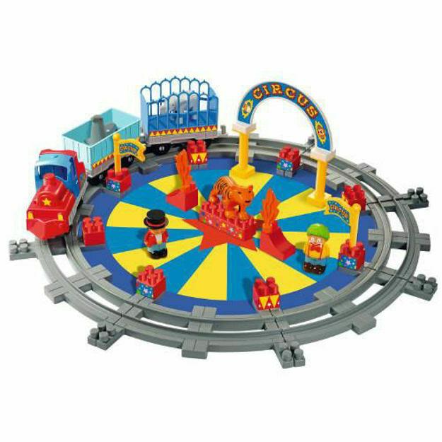 Picture of Set Constructii Circus Train