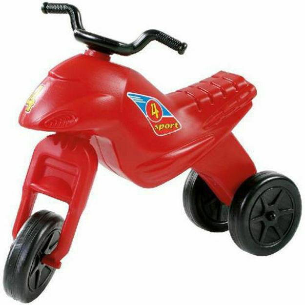Picture of Super Bike Mini Rosu