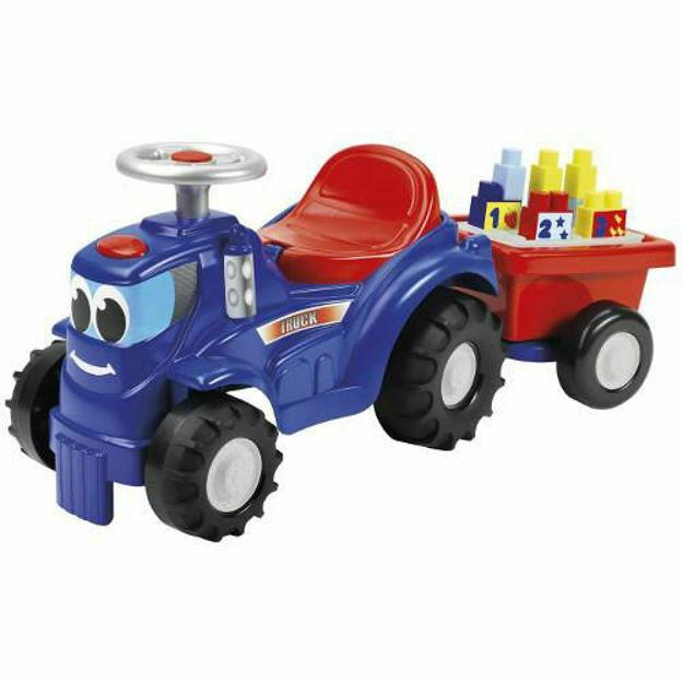 Picture of Tractoras cu Remorca