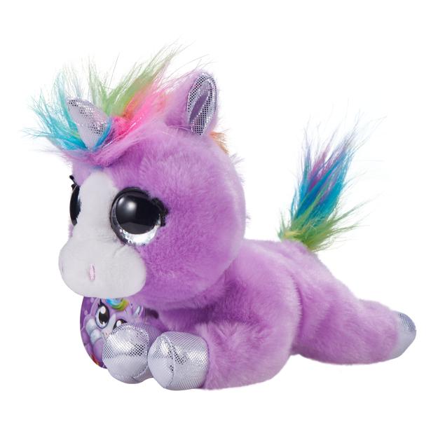 Poza cu Jucarie de plus, model unicorn, nume  Lola 20 cm