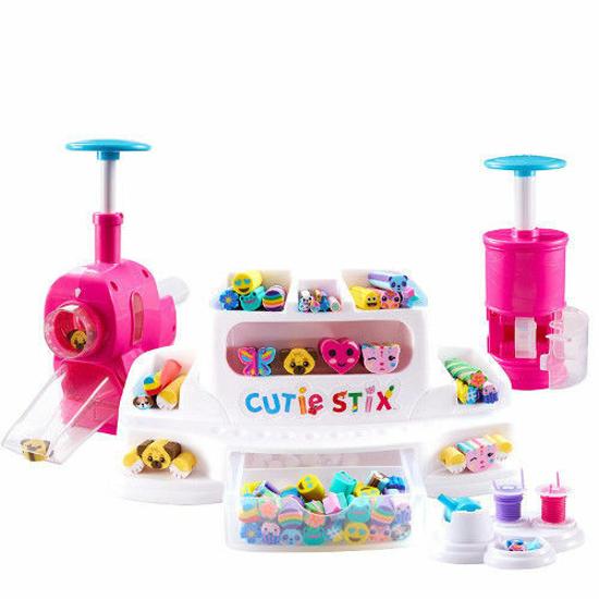 Poza cu Betisoare Maya Toys colorate Cutie Stix - Aparat de Creatie si Design pentru Bijuterii, Unghii, Figurine etc