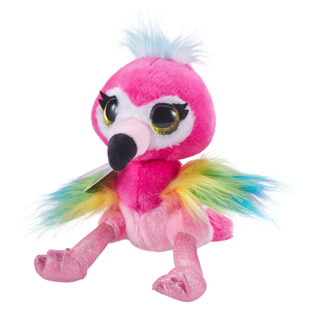 Poza cu Jucarie de plus, model papagal, nume Summer 20 cm