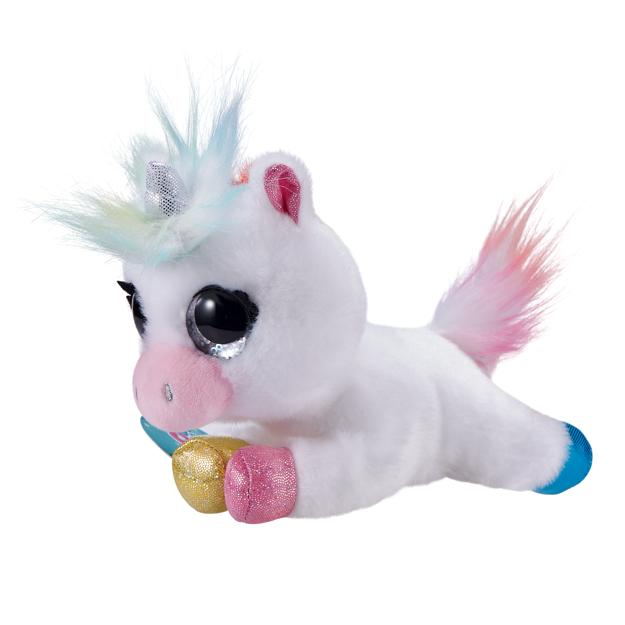 Poza cu Jucarie de plus, model unicorn, nume Fifi, 20 cm