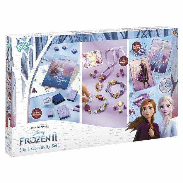Poza cu Setul Frozen 3-in-1 - Totum