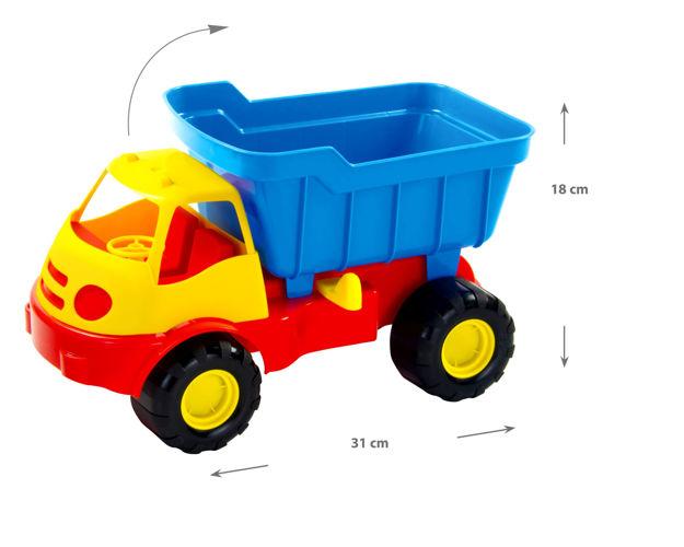 Poza cu Jucarie camion cu basculanta Active