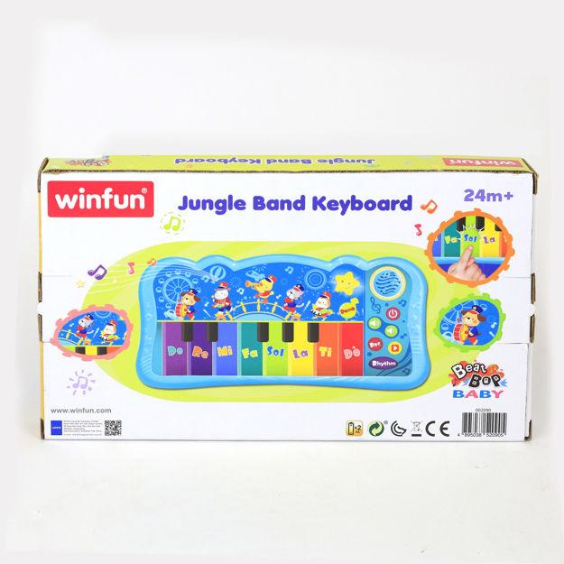 Picture of Jucarie Winfun, tastatura compozitorului cu sunete magice