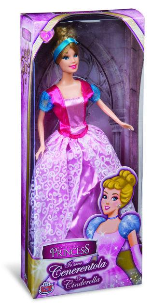 Poza cu Papusa Cenusareasa 30 cm, Fashion Doll