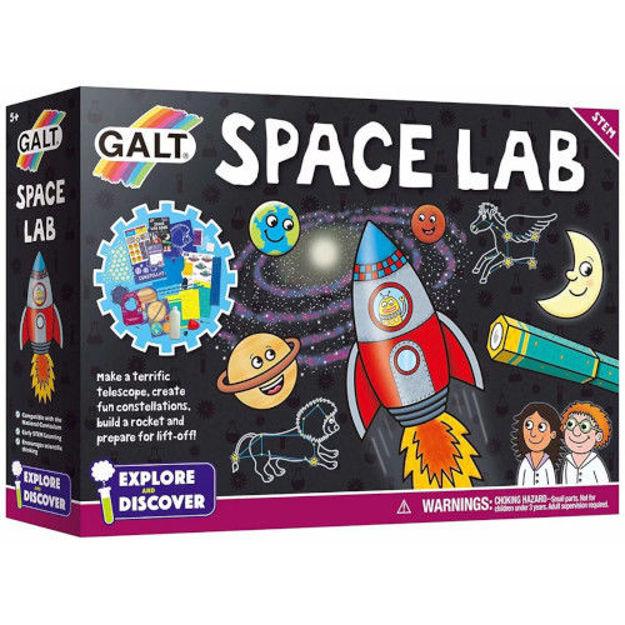 Poza cu Set Galt Experimente - Laboratorul Spatial
