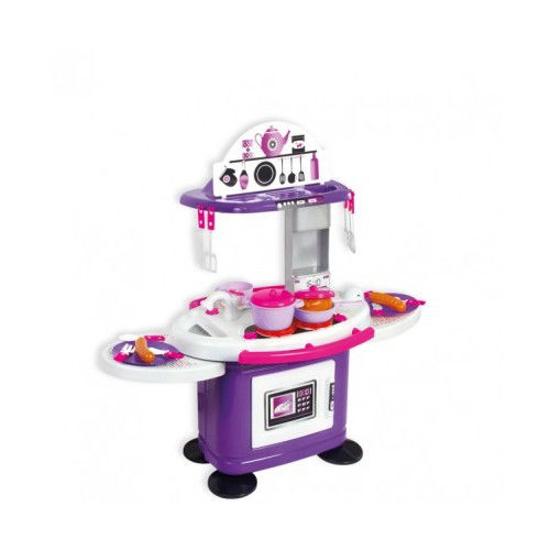 Poza cu Bucatarie pentru copii cu 26 de accesorii Chef