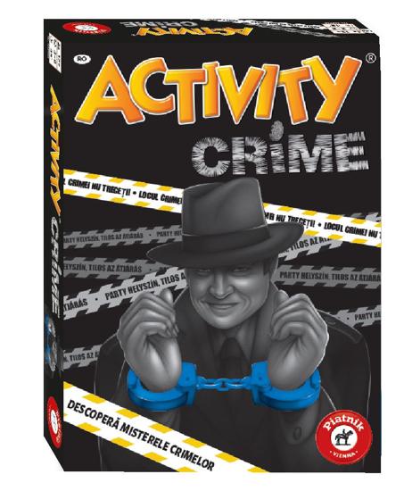 Снимка на Joc societate Activity Crime