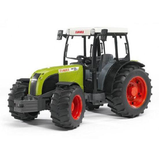 Снимка на Cap tractor Bruder Claas Nectis 267 F 02110