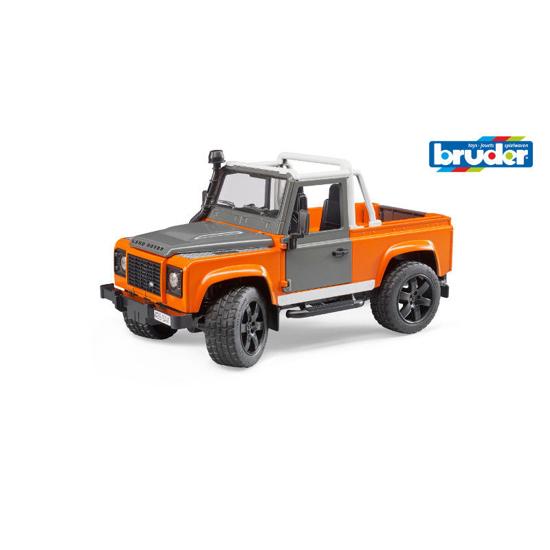 Снимка на Bruder Land Rover Defender Pick Up 02591