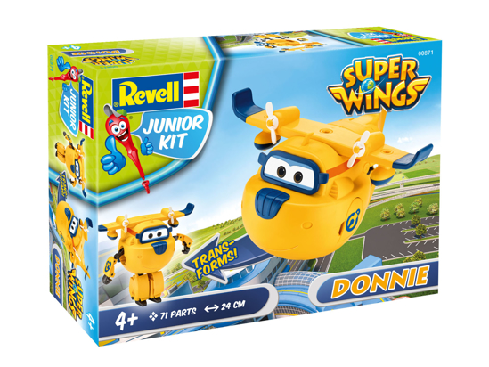 Снимка на Revell Superwings Donnie 1:20 0871