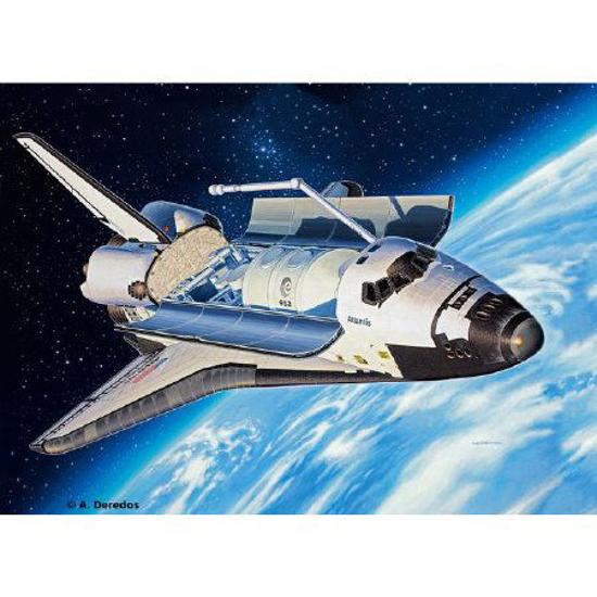 Poza cu Revell Space Shuttle Atlantis 1: 144 4544