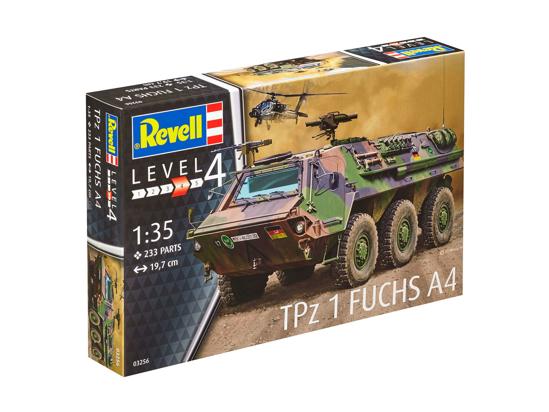 Снимка на Revell Tpz 1 Fuchs A4 Military 1:35 3256