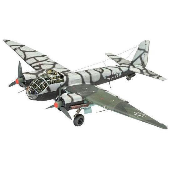 Poza cu 3855 Revell Junkers Ju188 A 1 Racher 1:48