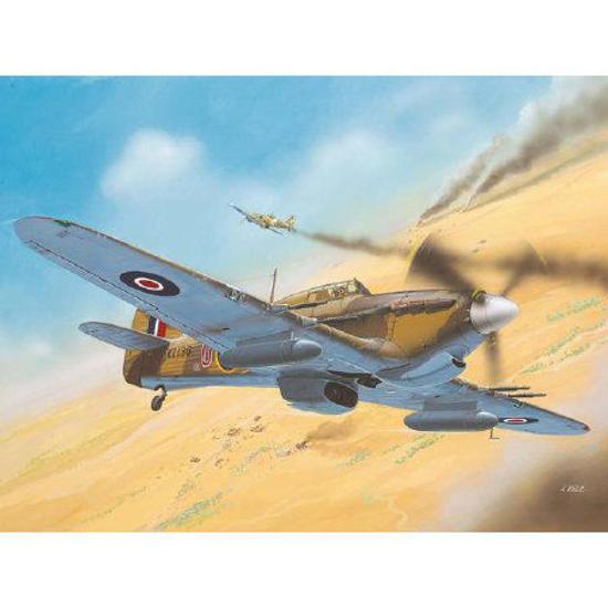 Снимка на Revell Hawker Hurricane MkIIC 1:72 4144