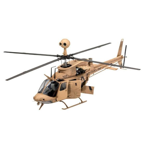 Poza cu Revell OH 58 Kiowa 1:35 3871