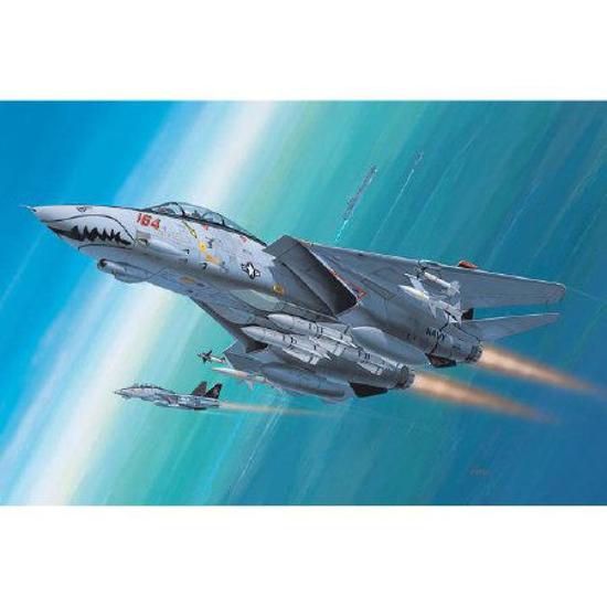 Снимка на Revell F 14D Super Tomcat 1: 144 4049