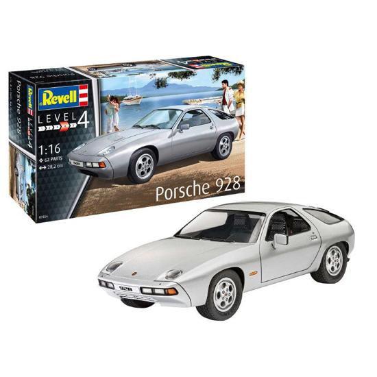 Poza cu Revell Porsche 928 1:16 7656