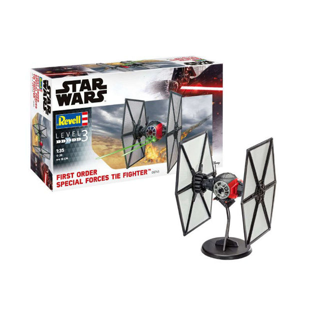 Poza cu Revell Star Wars Special Forces TIE Fighter 1:35 6745