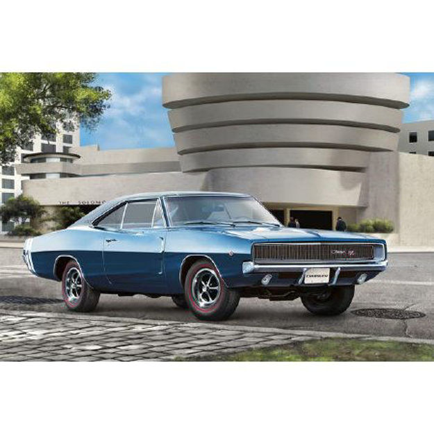 Poza cu Revell 68 Dodge Charger R / T 1:25 7188