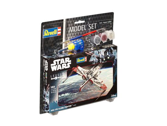 Снимка на Set model Revell Star Wars ARC 170 star hunter 63608