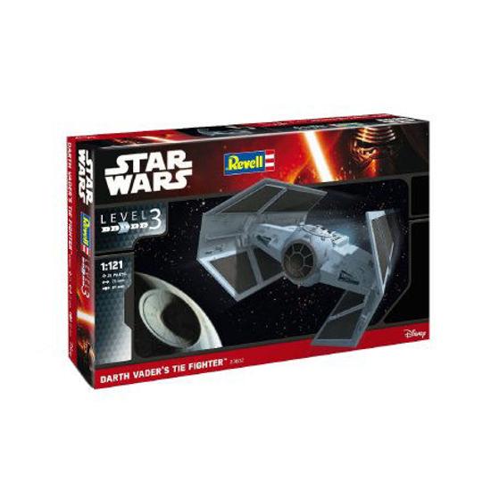 Poza cu Revell Star Wars Darth Vader TIE Fighter 1: 121 3602