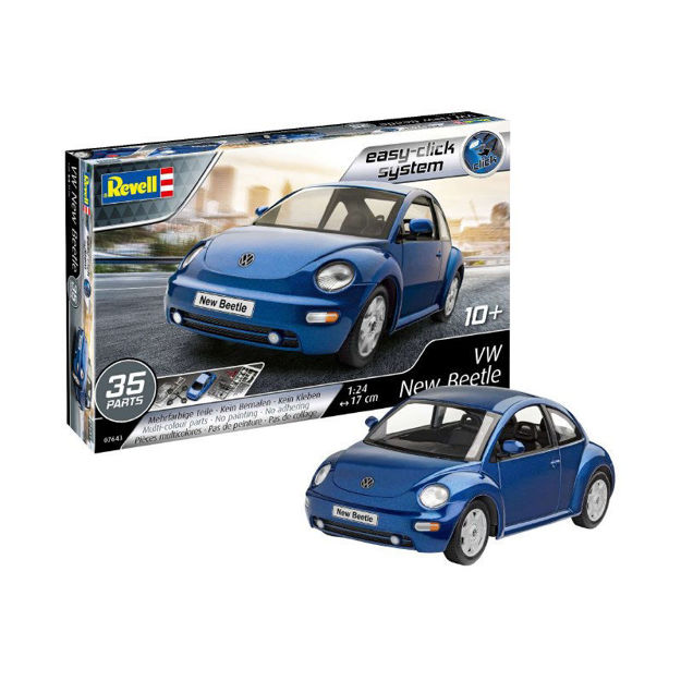 Poza cu Revell Easy Click VW New Beetle 1:24 7643